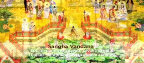 Buddha - Vandana -  Heart of Reverence