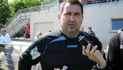 Réaction au match de gala entre le CO Le Puy et l'ASSE