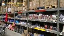 Milano - Sequestrati 15 milioni di articoli pericolosi (28.05.13)