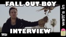 Fall Out Boy : Save Rock and Roll Interview Exclu (HD)