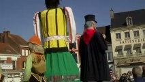 parade des géants hazebrouck la marche des géants