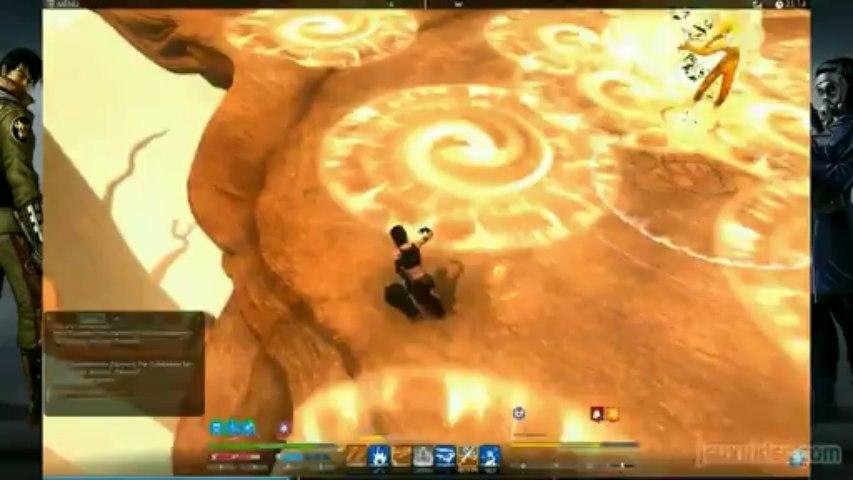 Looking For Games - The Secret World - Episode 3/4 : Le Endgame