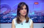 Le 22h : Hubert Vedrine , ses réactions sur le conflit syrien ,sur Public Sénat