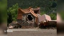 Scènes de panique lors d'un séisme à Taïwan