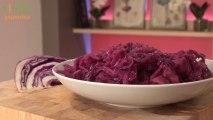 Recette de Compotée de chou rouge aux pommes - 750 Grammes