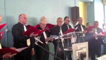 Inauguration du Lieu de Mémoire au Chambon-sur-Lignon