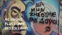 Ne vivons plus comme des esclaves Trailer 3 HD bilingue/δίγλωσση Yannis Youlountas Cyril Gontier