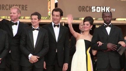 SOHK.TV - Blood Ties Premiere & Red Carpet 66th Cannes Film Festival