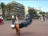 "dancer hip-hop in the street "" Bboy-Nanou """