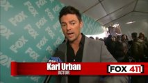 Almost Human Interview 2013 FOX Upfronts - foxnews 411 - Karl Urban - Star Wars Star Trek
