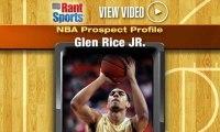2013 NBA Draft Prospect Profile Video: Glen Rice Jr., Rio Grande Valley Vipers (SF)