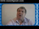 Russell Grant Video Horoscope Pisces June Tuesday 4th 2013 www.russellgrant.com