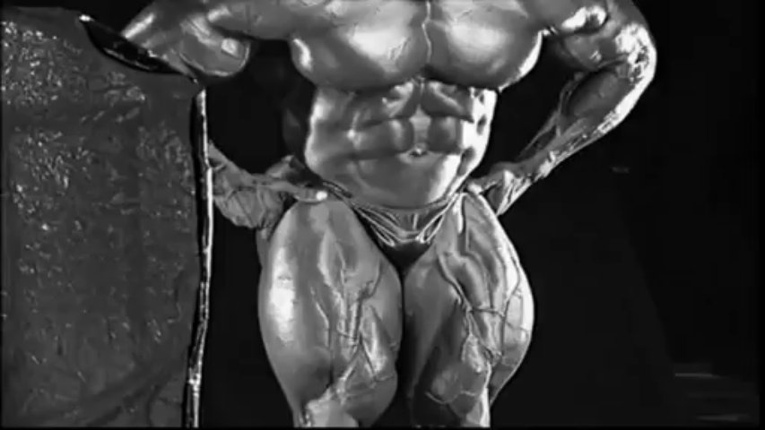 The King Coleman – Ronnie Coleman