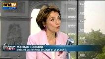 """Touraine: """"M. Guérini doit prendre congé de ses fonctions au sein du Conseil général"""" 04/06"""