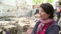 Paris: fouilles archéologiques au coeur de l'île de la Cité