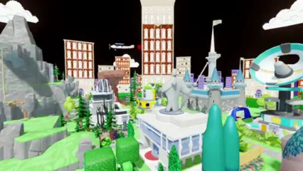 DISNEY INFINITY - BANDE ANNONCE !!
