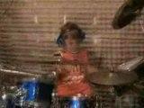 Igor Falecki un jeune batteur de 4 ans