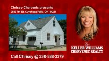 House for Sale in Cuyahoga Falls - 2583 7th St Cuyahoga Falls, OH 44221