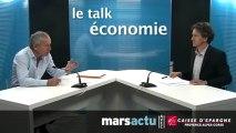Le talk économie marsactu : Antoine Viallet, président du Club Immobilier Marseille Provence