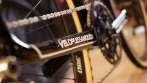 Vélo Cyclo-Cross VELOPUISSANCE CX CROSS 01