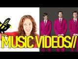 THE LONELY ISLAND & ROBYN + DE LA SOUL = MUSIC VIDEOS! (BTV VLOG) (BalconyTV)