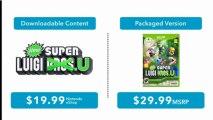New Super Luigi U - Nintendo Direct Wii U Gameplay Footage (Part 2) -