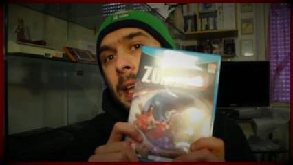 ScaryGames:  Zombi - Amiga 500