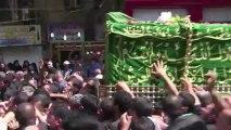 Iraqi Shiites mark ritual at Baghdad shrine