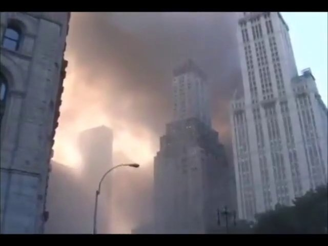9/11: Take The Day Off, They're Blowing Up The Buildings! .... World Trade 7 Is Gone!