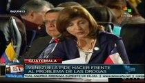 OEA acuerda seguir debatiendo política antidrogas en la región