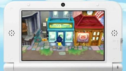 Trailer de lancement  de Animal Crossing : New Leaf