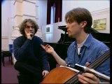 """TV: Alexandre Debrus (cello) invité dans l'émission """"AU JOUR LE JOUR""""."""