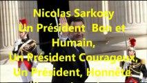 Nicolas SARKOSY Campagne Présidentielle 2012
