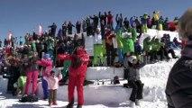 Freeride World Tour 2013 Fieberbrunn Pillerseetal Highlights