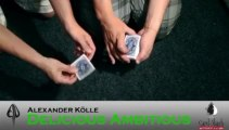 Delicious Ambitious by Alexander Kolle and Card-Shark - Magic Trick