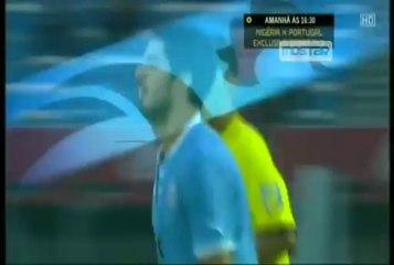 Luis Suarez Goal vs France