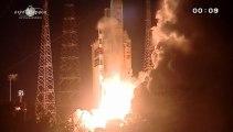 Décollage d'Ariane 5 avec l'ATV-4 le 5 juin 2013