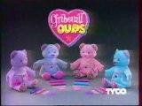 Publicité Gribouill Ours TYCO 1995