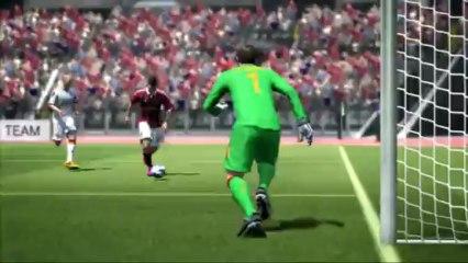 Official Gameplay Trailer de FIFA 14