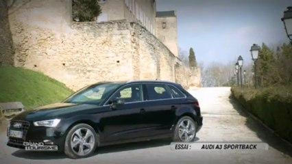Essai A3 Sportback - VPN Autos
