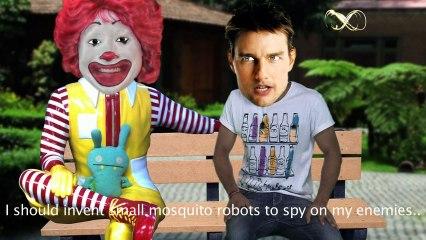 Ronald McDonald - Psycho Analyst
