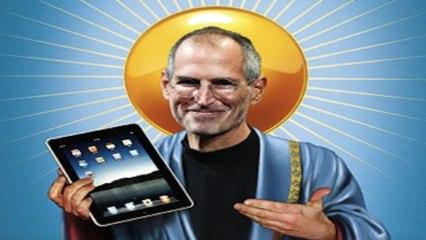 Steve Jobs - Circumcised God