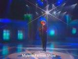 Lautre interpretation Mylène Farmer pluS interview Emission Tous a la une en 1991 Mylene Farmer Show