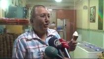 Kaya tuzundan dondurma üretti