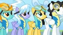 My Little Pony - Przyjaźń to Magia - sezon 3 odcinek 07 - Akademia Wonderbolts - 1080p