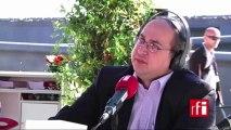rfi à Marseille-jean-françois chougnet-directeur de Marseille Provence 2013