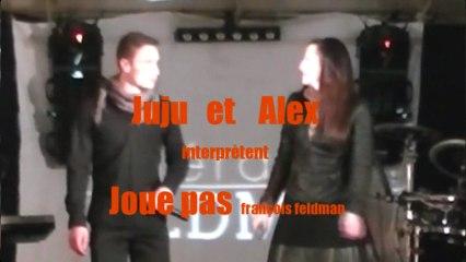 Anthracite cover Joue pas François Feldman orchestre vatiété Mariage 0324332310
