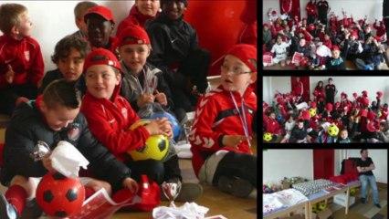 CLUB : Le Stage de l'Ecole De Football