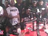 Niro freestyle dans Planète Rap sur Skyrock