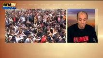 Un ami militant de Clément Méric répond à Serge Ayoub - 06/06